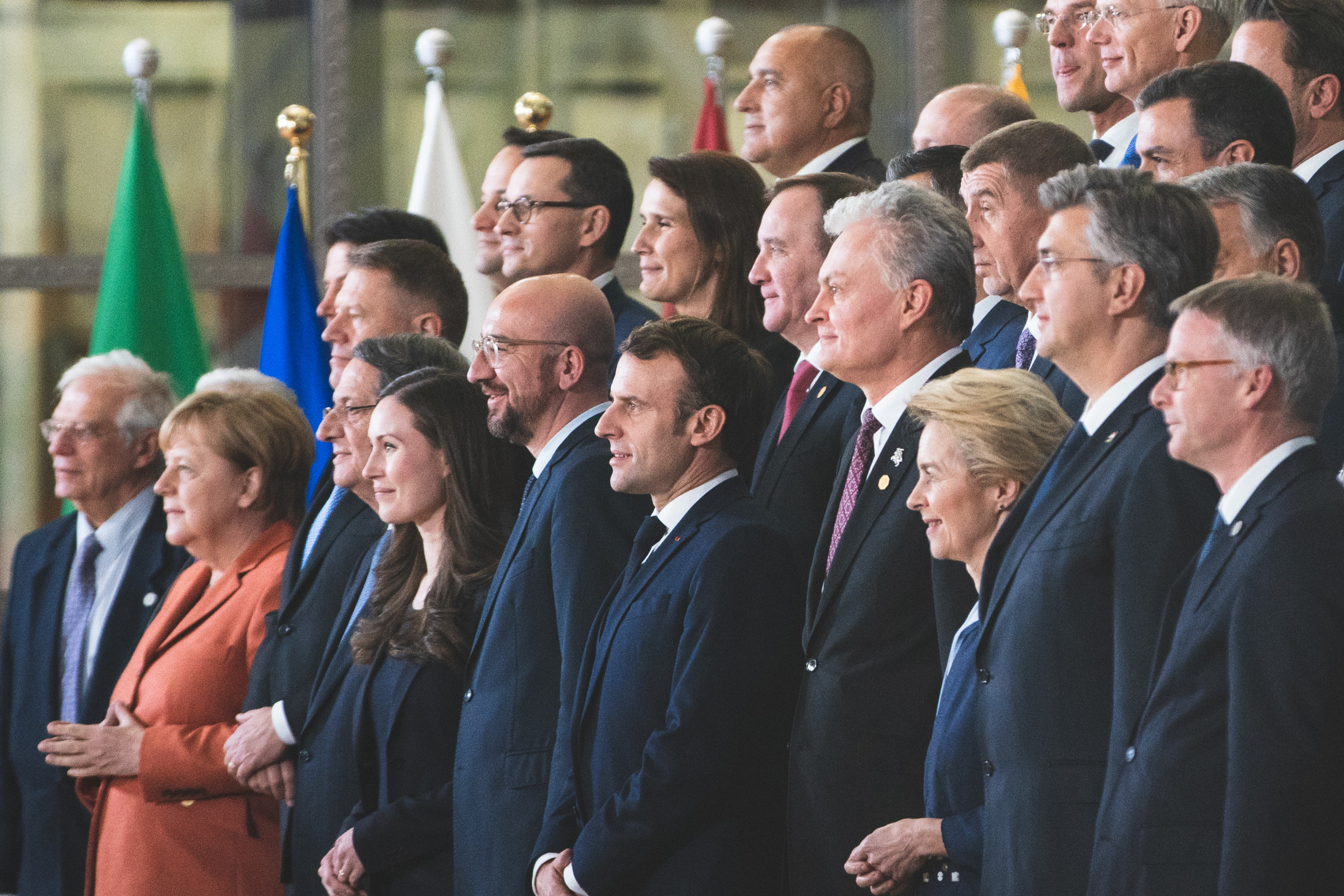 Foto: 3e point d'étape de l'initiative pour l'Europe